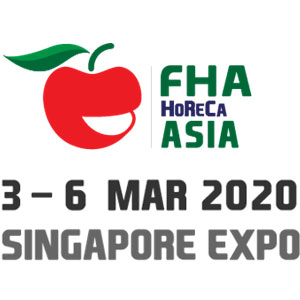 FHA SINGAPORE 3 – 6 MARCH 2020