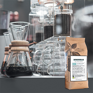 Pure Arabica - Organic & Fairtrade