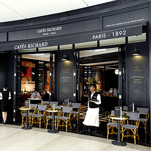 First Cafés Richard Coffee-Brasserie opened in Malaysia