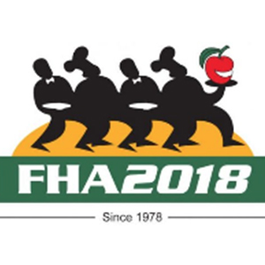 Visit us at FHA 2018 Singapore